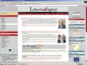 """Un juzgado vitoriano condena a """"Gara"""" en un juicio contra """"Libertad Digital"""""""