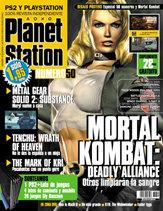 """Llega a los quioscos el número 50 de """"PlanetStation"""""""
