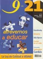 """""""9-21"""", una nueva publicación destinada a agentes educativos"""