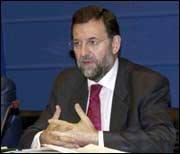 Mariano Rajoy tratará la información electoral en la presentación