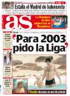 El diario 'As'se prepara para el verano vistiéndose con la Fórmula 1