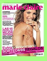 Marie Claire cumple 15 años
