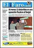 El Faro de Ceuta, que celebró el pasado mes su aniversario, es una de las cabeceras con más historia