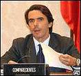 El expresidente acusó a 'El País' y a la SER de promover una conspiración política contra el PP
