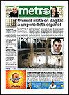 El periódico se distribuye con el nombre de Metro-Castilla La Mancha en las cinco provincias de la comunidad