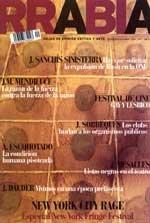 Rrabia, una nueva publicación de opinión, crítica y arte