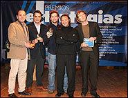 El Premio de Oro en la categoría de Marketing Promocional fue para la agencia Mark Line Ogilvy