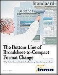 El informe muestra el impacto de la publicidad en el cambio de formato