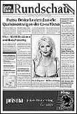 """Prensa Ibérica lanzó el pasado enero el periódico """"Costa Blanca Rundschau"""""""