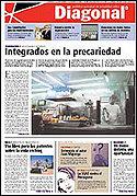 'Diagonal' tendrá una tirada inicial de 15.000 ejemplares que saldrán por un precio de dos euros
