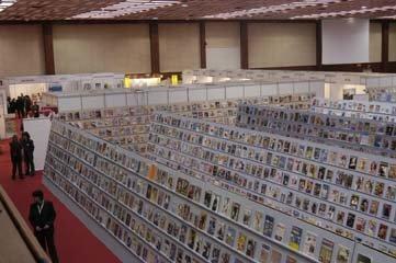 Mas de 8.000 cabeceras de todos los países, editadas en España, fueron expuestas en el I Congreso de Editores de Publicaciones Periódicas