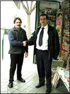 Gregorio Ruiz de la Sierra y Juan Paniagua Augusto cerraron el acuerdo en Granada