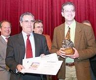 Los responsables del periódico recogieron en Viena el Premio al Periódico Europeo Mejor Diseñado