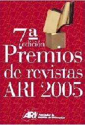 La información sobre las bases del concurso y requisitos se encuentran en www.revistas-ari.com