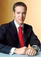 Asensio Mosbah, de 23 años, es hijo del fundador del Grupo Zeta