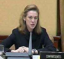 Pilar Majón dijo que no hablaría mientras estuviera la periodista de la COPE