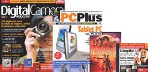 La revista PC Plus apuesta por la fotografía digital