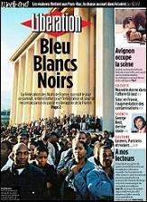 Portada del primer número del diario tras la huelga