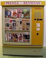 Las máquinas de Kiosco 24 ya están presentes en Europa, América y Asia