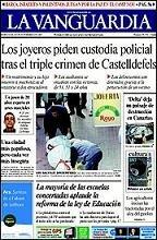 La huelga afecta a sus tres centros de Barcelona