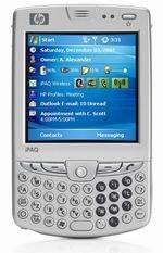 HP iPAQ hw6900 Mobile Messenger, el centro de comunicaciones móvil más completo