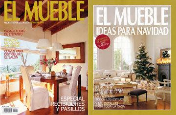 El Mueble lanza un especial de decoración navideña