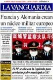 La Vanguardia firma un convenio de colaboración editorial con Clarín y La Stampa