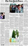 The New York Times recibe el premio internacional Conde de Barcelona