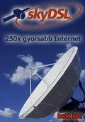 Nueva conexión a internet vía satélite