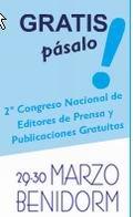 Mañana comienza el Congreso de Prensa Gratuita en Benidorm