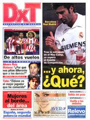 DxT, el primer periódico gratuito de deportes de la Comunidad de Madrid, deja de publicarse