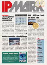 IP Mark cumple 40 años