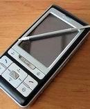 Gigabyte gSmart i128 un PDA Phone WiFi mundial