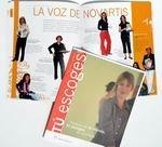 Novartis, nueva revista de comunicación interna