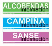 Tres nuevos medios en la Comunidad de Madrid