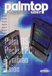 Llega a los puntos de venta la edición española de Palmtop User