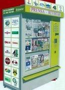 Kiosco24 con la prensa gratuita