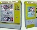 Editores portugueses venderán sus publicaciones en las máquinas de Kiosco24