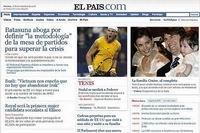 ELPAIS.com se consolida como el líder de la prensa online en España