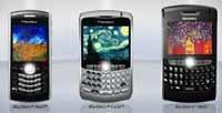 Correo en el móvil, Blackberry