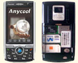 Anycool Dual SIM