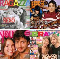 Las revistas para adolescentes muestran una mujer excesivamente preocupada por su físico