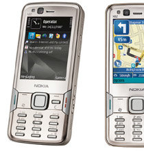 Por fin, presentaron el Nokia N82