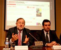 Fernando González Urbaneja y David Cierco