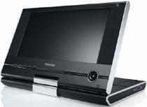 """Toshiba lanza un nuevo DVD portátil de 12"""" con TDT y soporte para DIVx, SDP-120DT"""