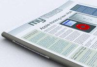 El papel digital, el futuro de la prensa mundial