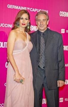 Lola Marcelo y Juanjo Puig Corbé