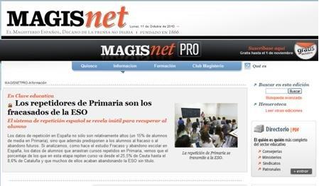 Magisnetpro, del Grupo Siena, cuenta con la tecnología de Cibeles Group