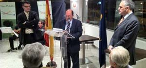Manuel Ortega, editor de El Faro del Guadarrama