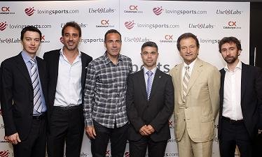 Nace Lovingsports.com, la primera red online del mundo para amantes del deporte